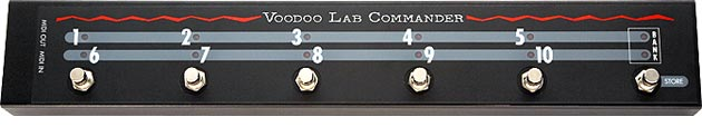 Voodoo Lab Commander